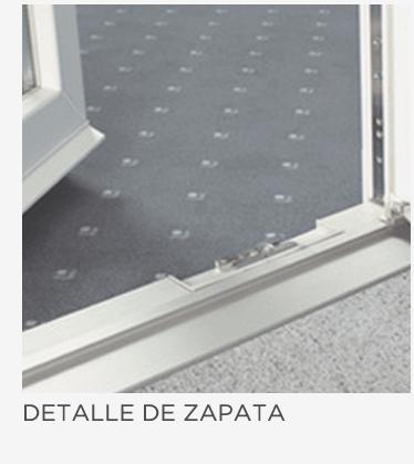 Puertas de paso for Puertas osciloparalelas